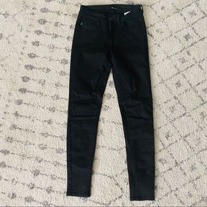 Kancan black skinny jeans size 25